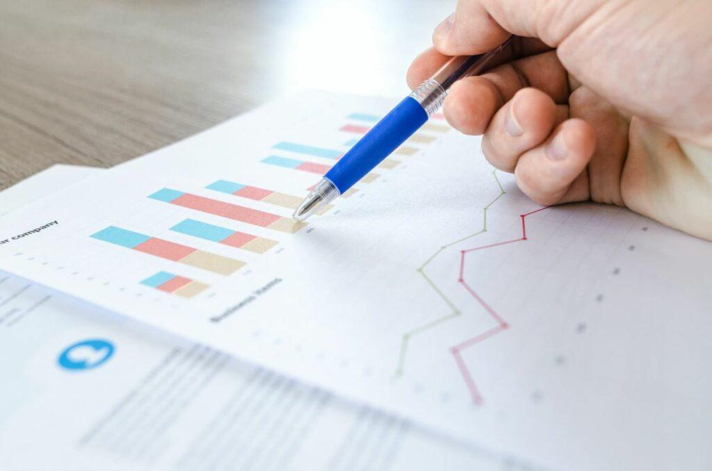 Indicadores de rentabilidad en función de cuentas del balance
